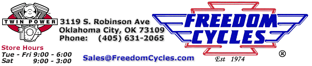 Freedom Cycles E-mail and Phone Number